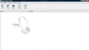 WAV to MP3 Encoder 2.5