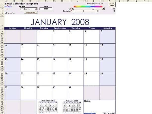excel calendar template excel takvim