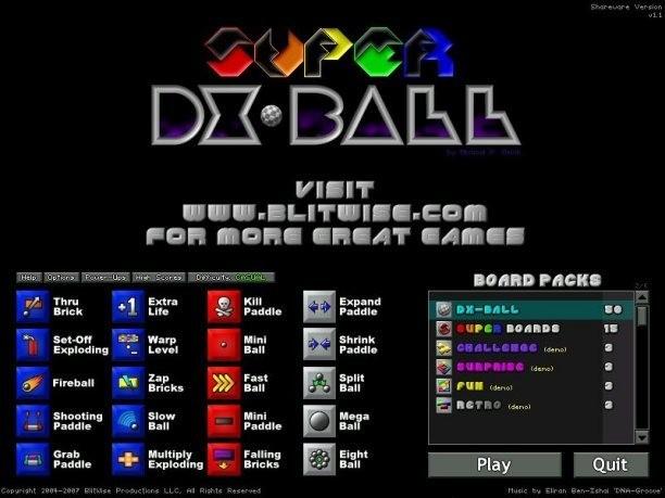dx ball 1.09