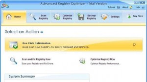 Advanced Registry Optimizer 5
