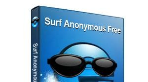 Surf Anonymous Free Logo