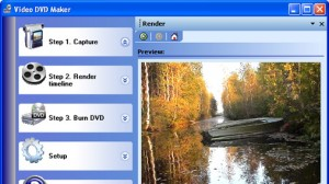 Video DVD Maker Free Ekran Goruntusu 02 Render