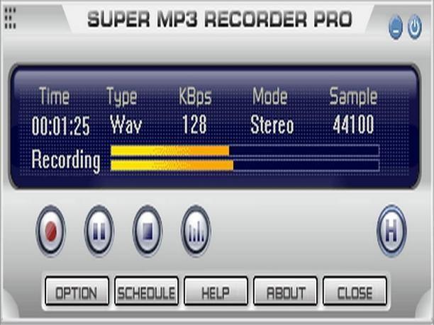 SUPER MP3 RECORDER PRO 6.5.5 СКАЧАТЬ БЕСПЛАТНО