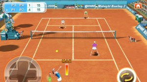 Real Tennis 2009