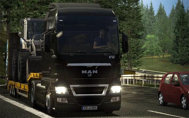 German Truck Simulator İndir-FULL İNDİR
