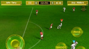FIFA World Cup 2010 iPhone