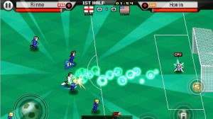 Soccer Superstars 2010 iPhone