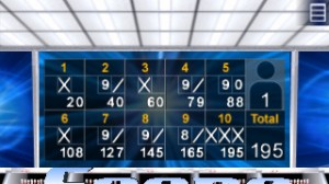 Action Bowling Free (iPhone - iPad - iPod)