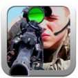 Marine Sharpshooter by XMG (iPhone - iPad - iPod)