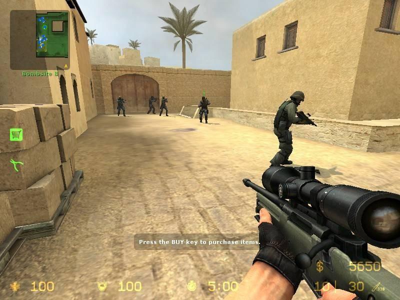 Counter Strike Source Ipad: Counter Strike