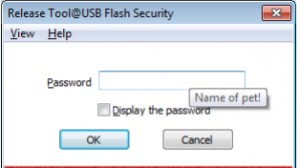 USB Flash Security