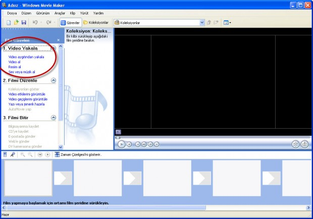 Windows Movie Maker (Windows XP) 2.1.4026.0