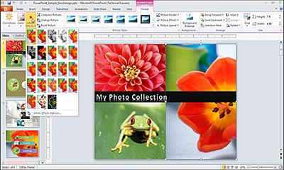 Microsoft Office 2010- PowerPoint