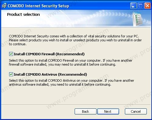 Commodo Internet Security Free
