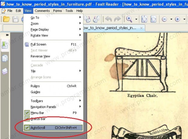 Alternatif PDF Programı Foxit Reader 4
