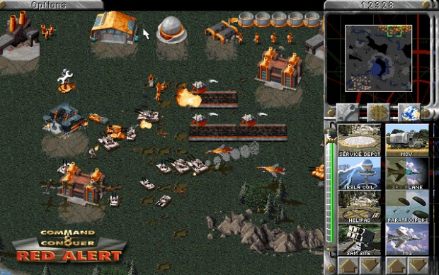 En iyi Strateji Oyunları - Command and Conquer: Red Alert