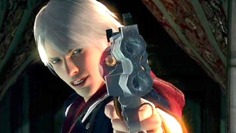 Devil May Cry 4, iPhone ve iPod Touch\ a çıkacak  [video]