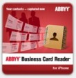 ABBY Business Card Reader 4.0  iPhone'da..