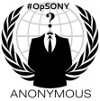Sony, Anonymous'u suçluyor