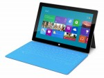 Microsoft'tan tablet bilgisayar: Microsoft Surface